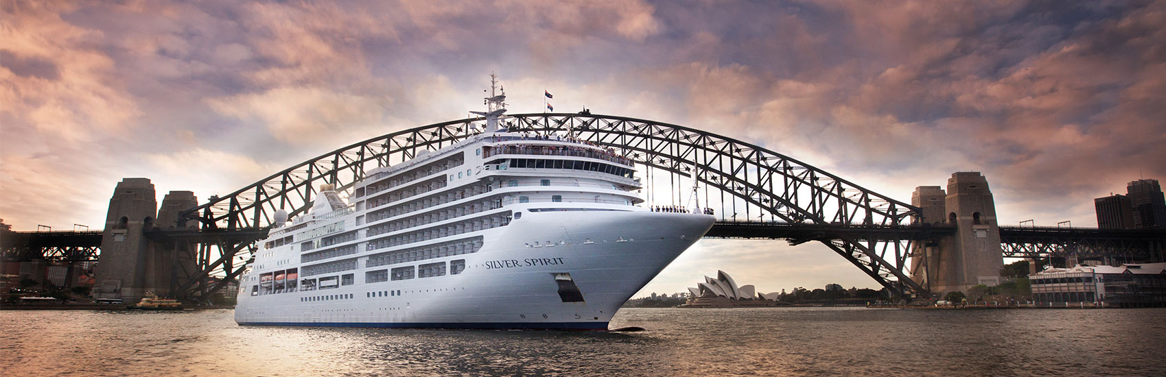 All-Inclusive Offer to Australia & New Zealand with Silversea Cruises 0