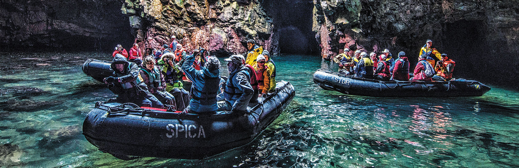 Save on European Expeditions with Adventure Canada 0