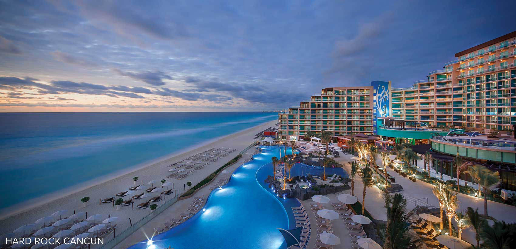 Save on Hard Rock Hotels with WestJet Vacations