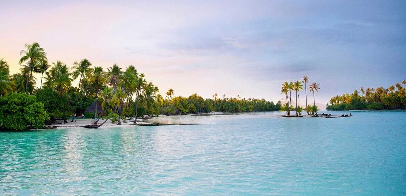 Le Tahaa Island Resort  Spa 1