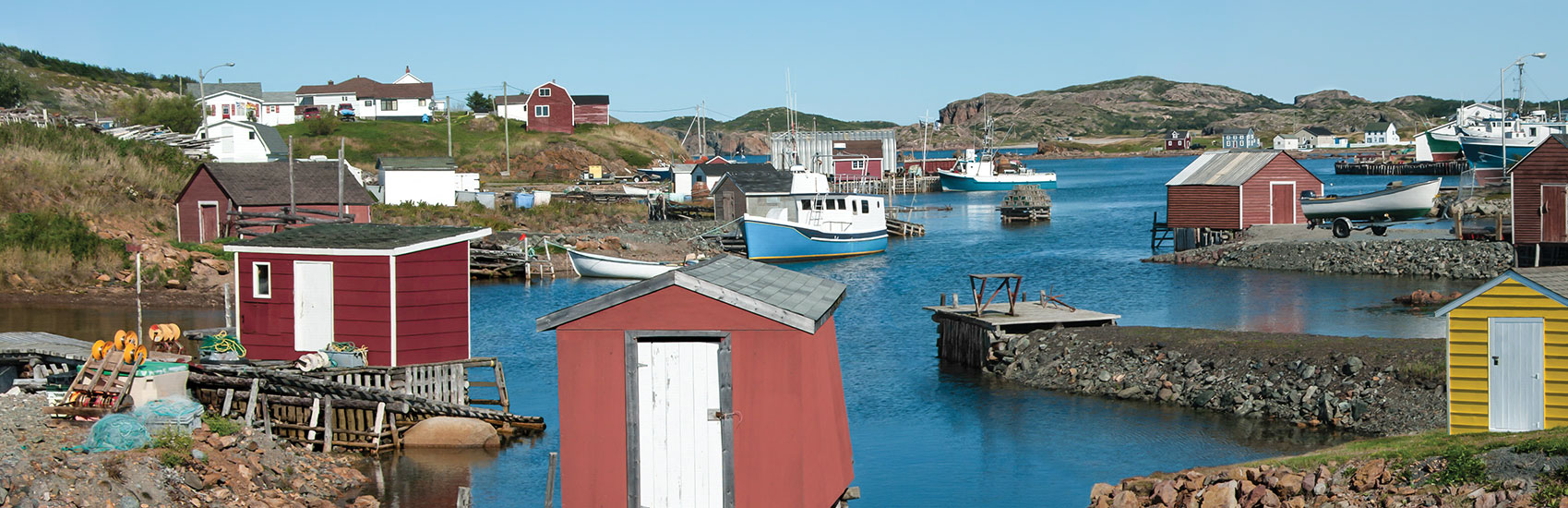 Scenery, History and Fun Await in Newfoundland