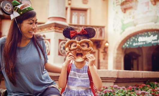 Take the Kids to Disney with Air Canada Vacations