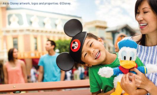 Découvrez la magie de Disney