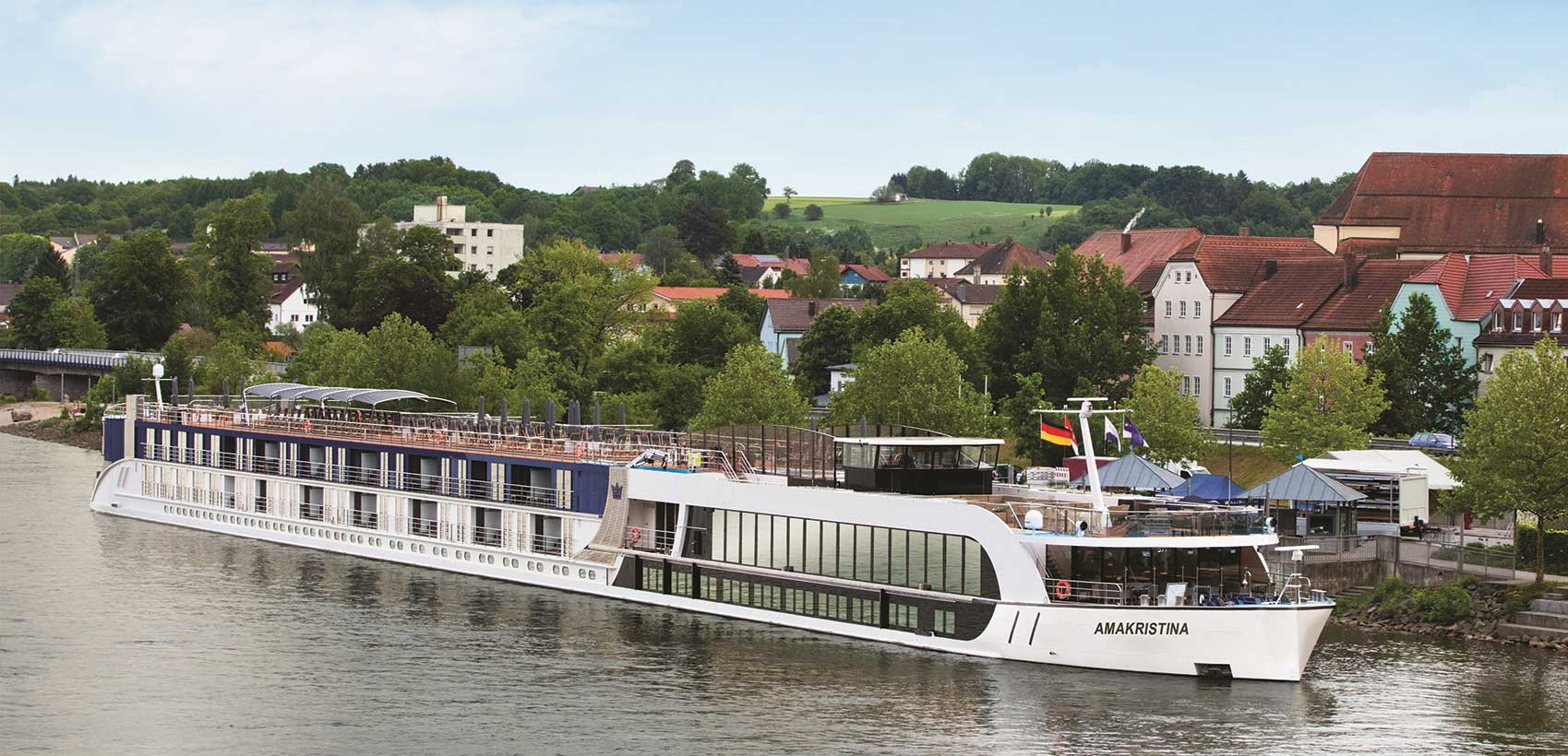 Save up to $2,400 on Select Sailings with AmaWaterways