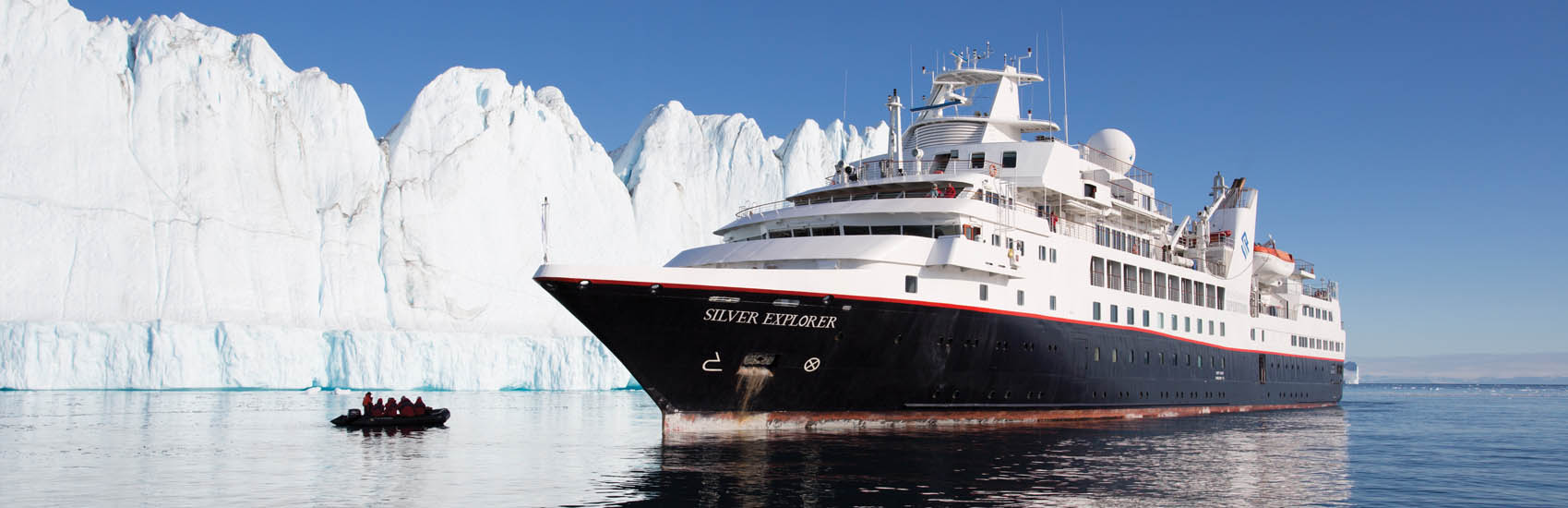 Explore the Arctic with Silversea! 2