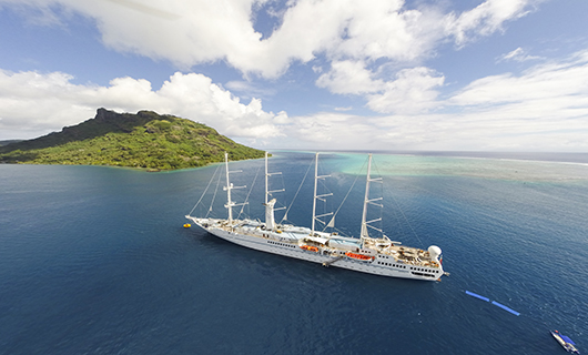 Get Closer Event with Windstar