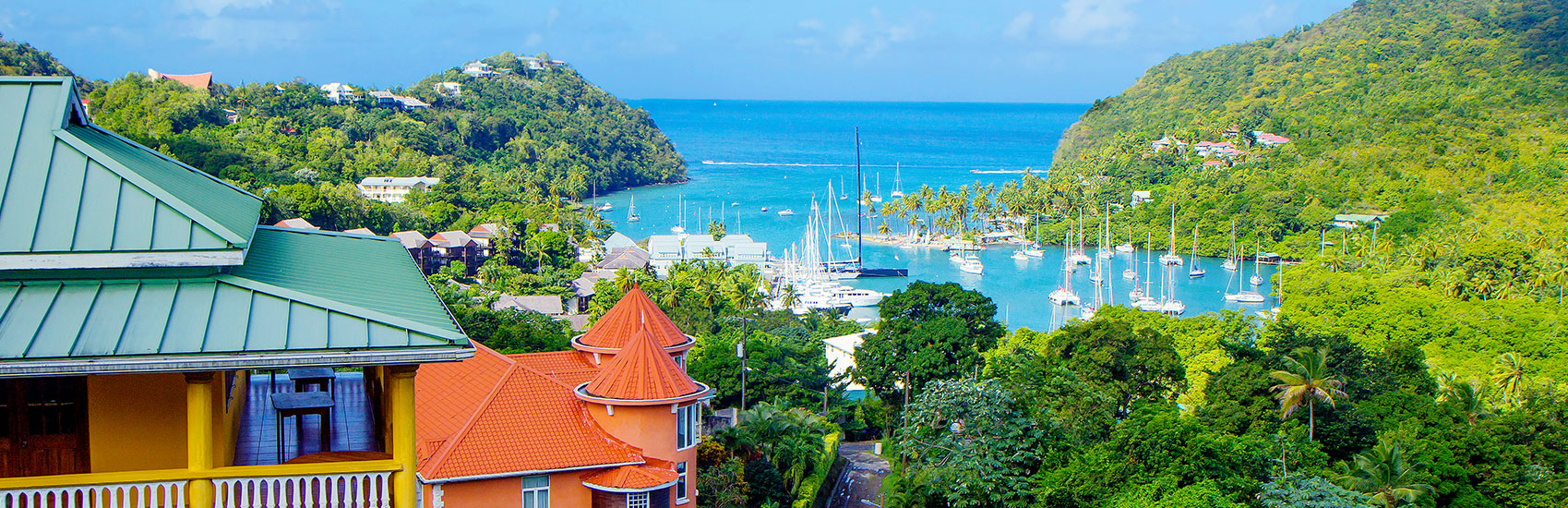 Sun-Drenched Caribbean with Pleasant Holidays