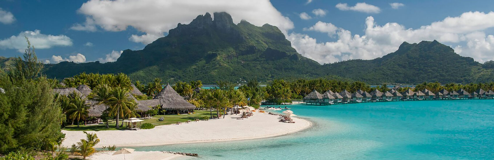 The St. Regis Bora Bora Resort 0