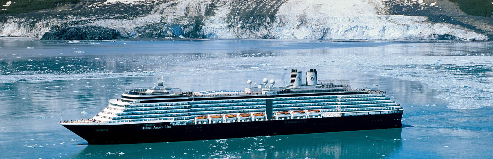Holland America's Alaska Exploration Event