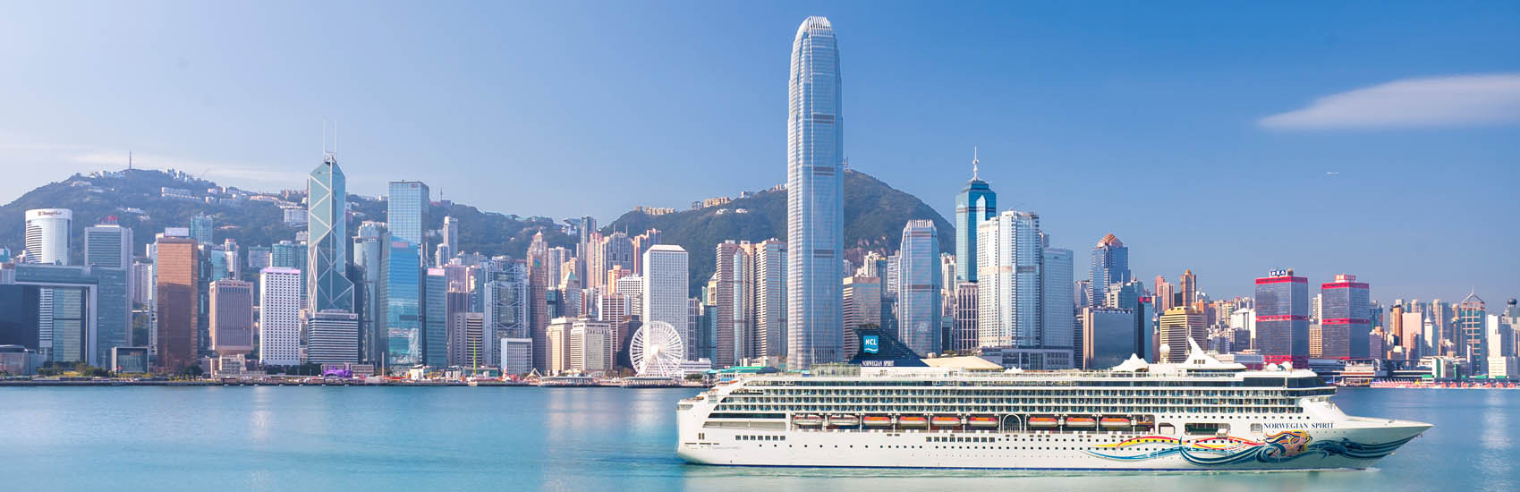 Discover Asia with Norwegian Cruise Line 1