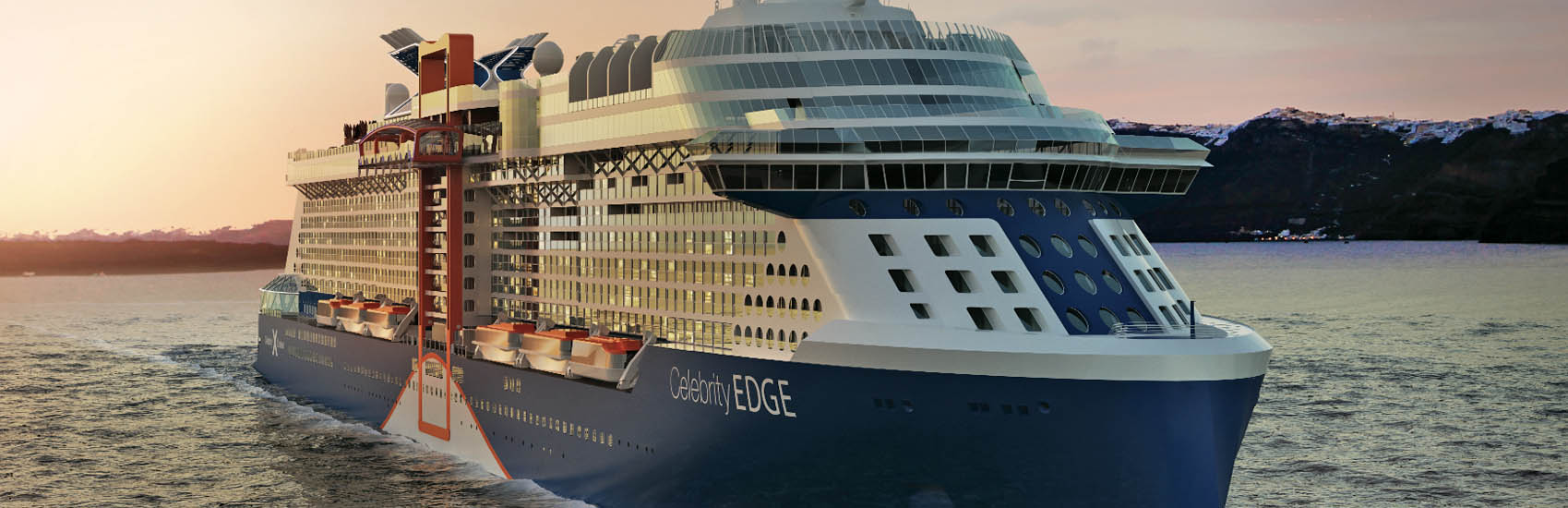 Complimentary Onboard Credit with Celebrity Cruises