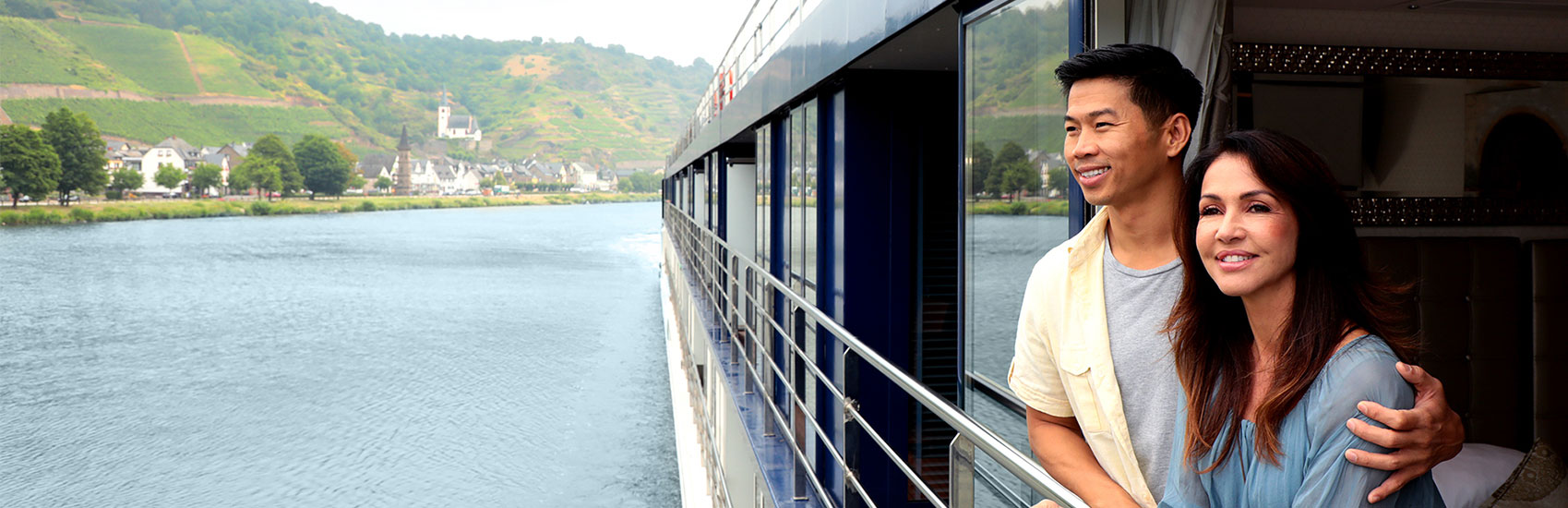 Receive up to Free Airfare or Cruise Savings with AmaWaterways River Cruises 2