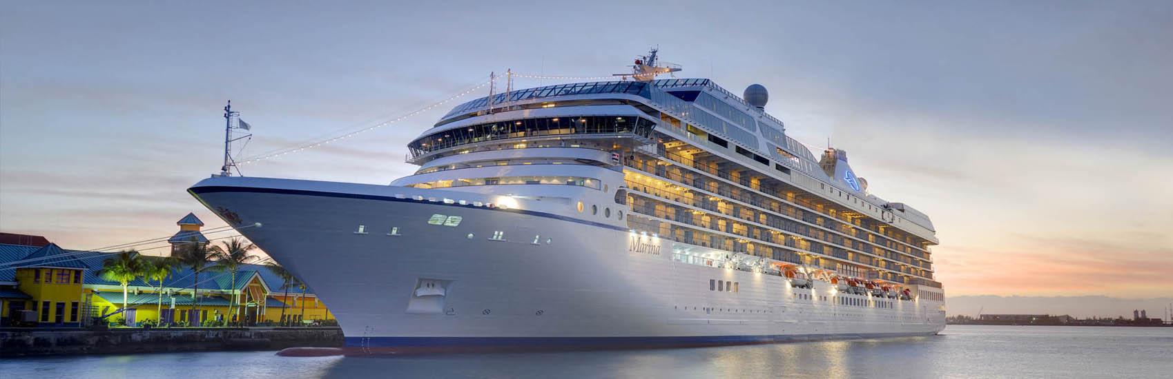 Économisez sur votre prochaine aventure avec Oceania Cruises 2
