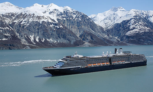 Holland America Upgrade Savings Event