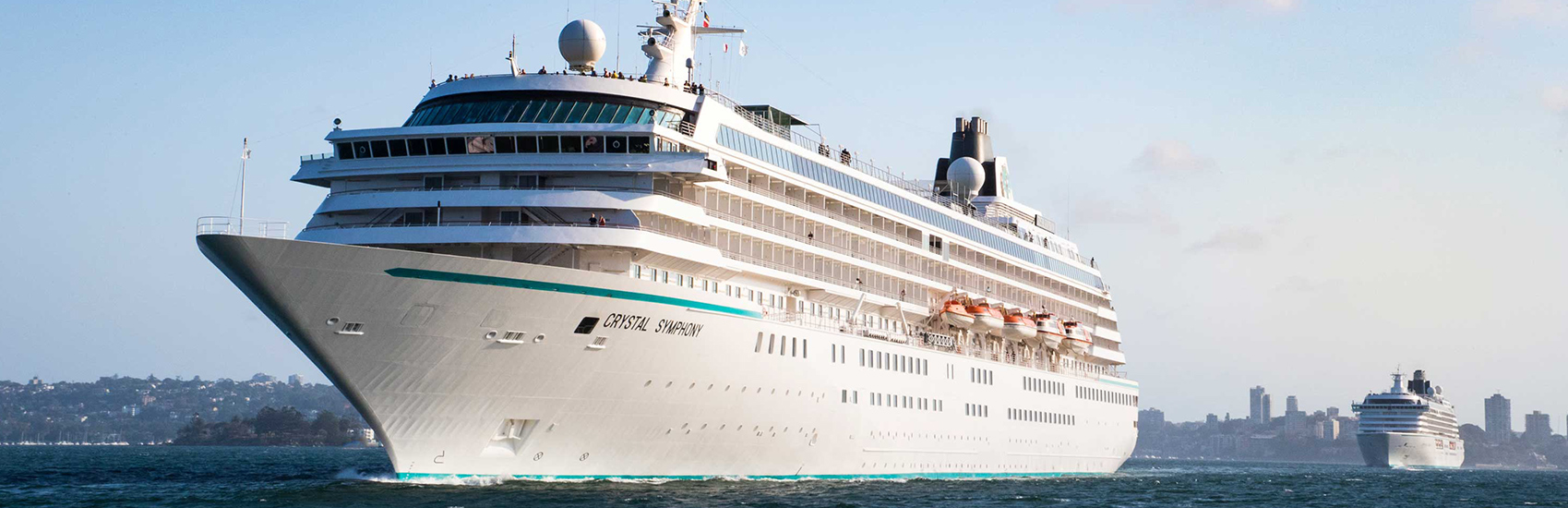 Limited Time Savings with Crystal Cruises 0