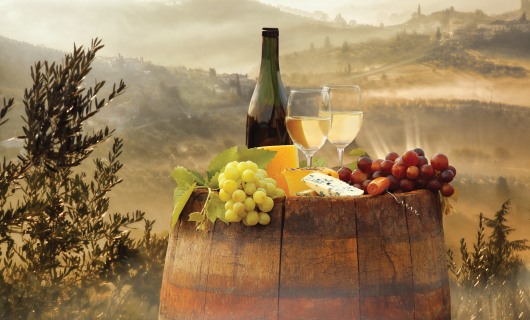 Food & Wine  Tour in Northern Italy
