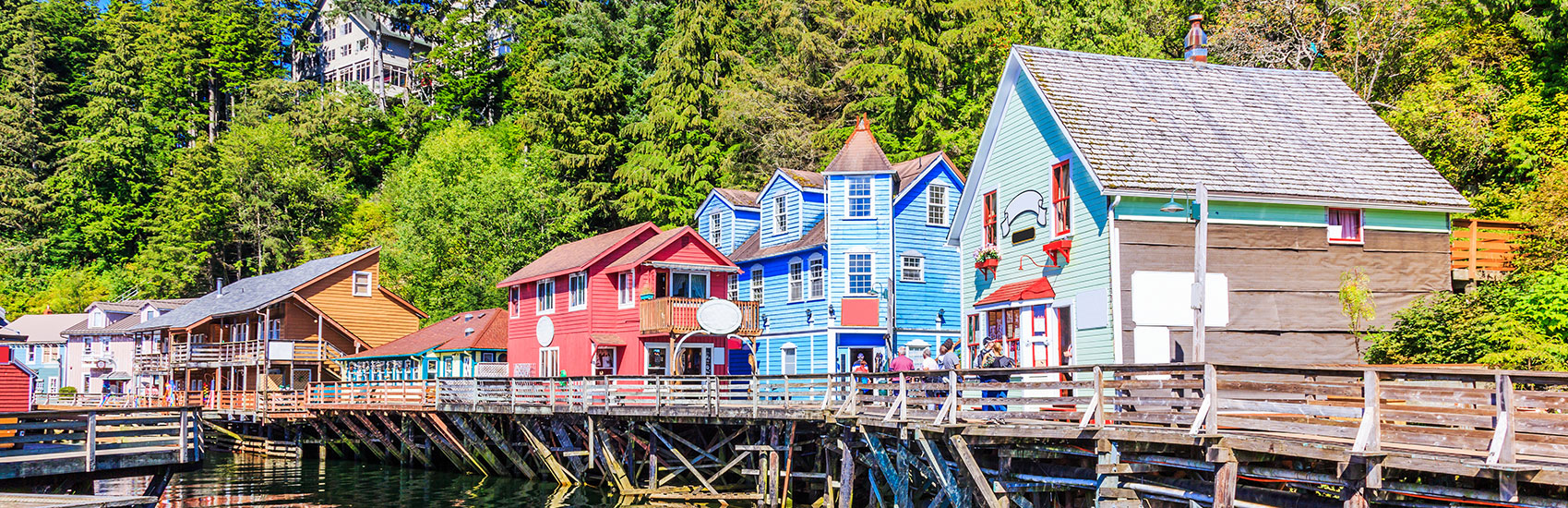 Limited Time Offer to Alaska with Holland America 3