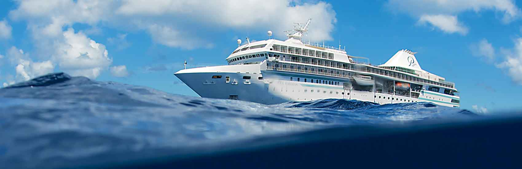 Dream in Blue with Paul Gauguin Cruises 0