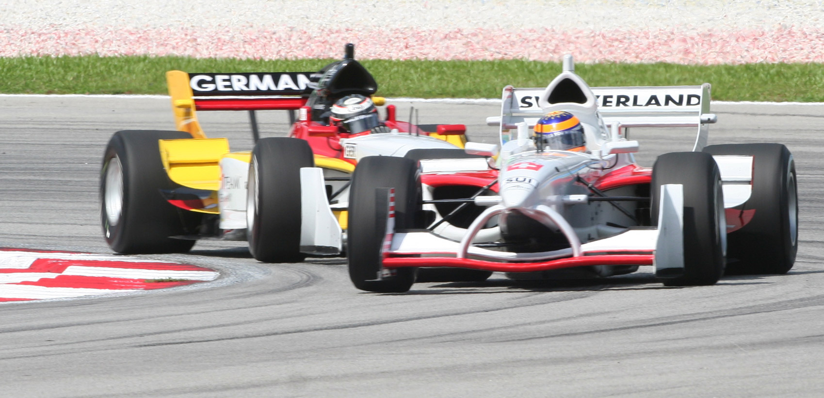 Cruise to the Formula One Grand Prix 1