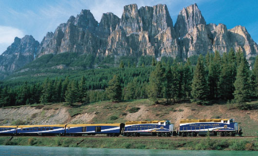 Solo Traveller Promotion with Rocky Mountaineer