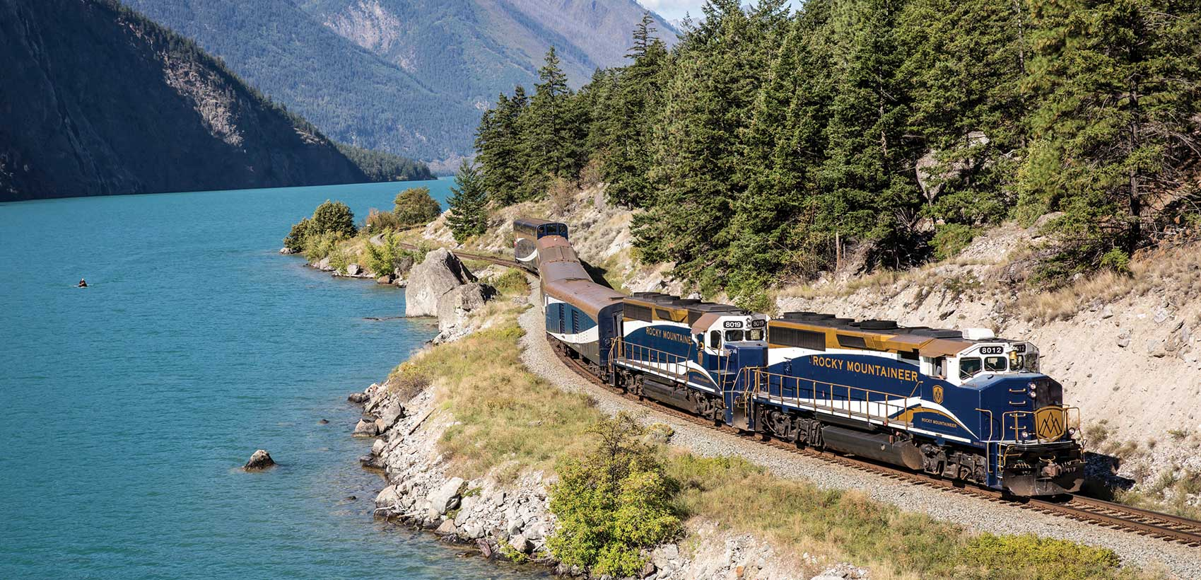 Early Booking Bonus with Rocky Mountaineer