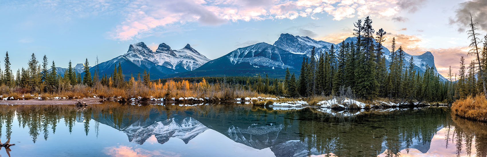 Canadian Rockies Escape with Globus 2