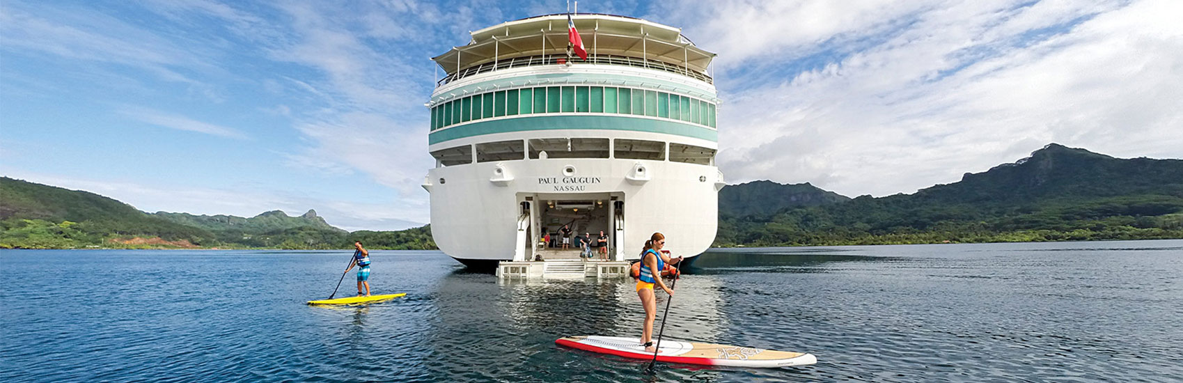 Discover Small Ship Luxury with Paul Gauguin Cruises 1