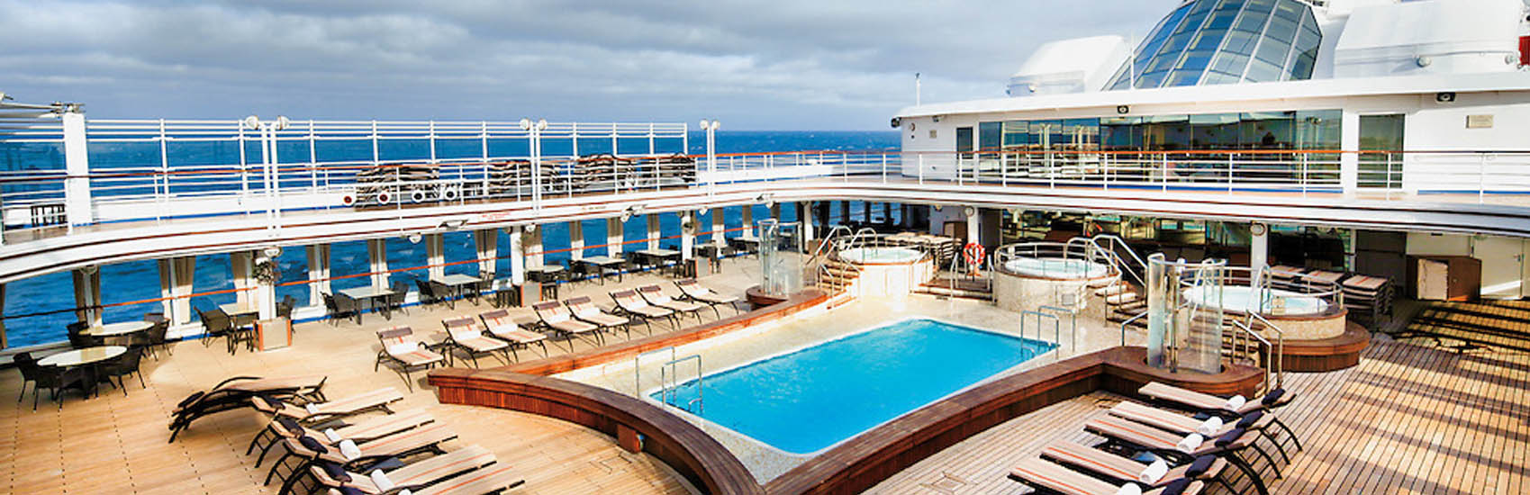 Free Airfare with Silversea Cruises 3