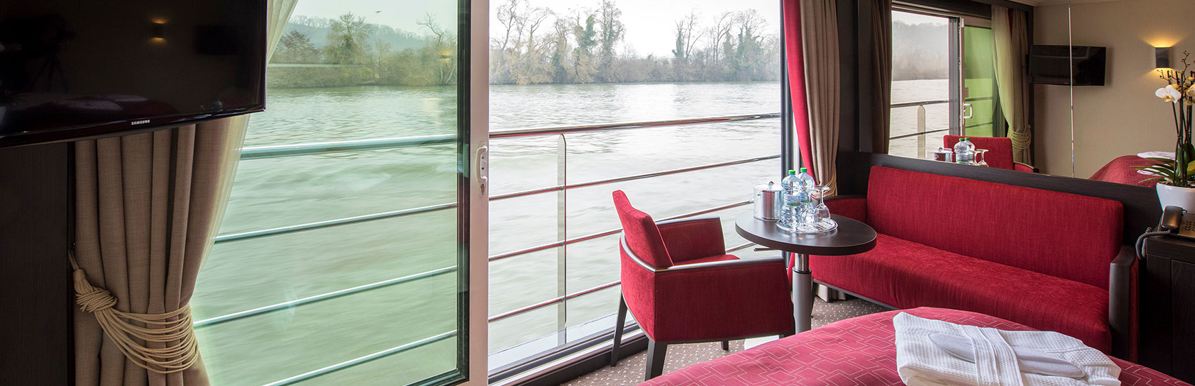Solo Travellers on Avalon Waterways 2