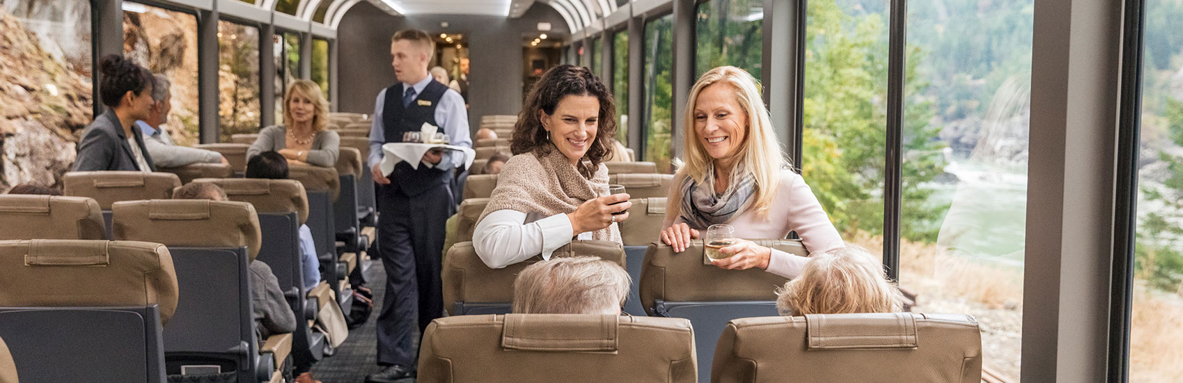 Discover Canada by Train with Rocky Mountaineer 3