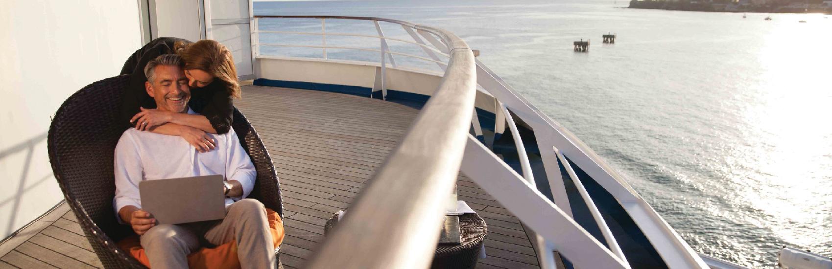 Days of Bonus Savings and Free Air with Silversea 3