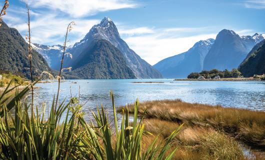 La Nouvelle-Zélande, pays des merveilles