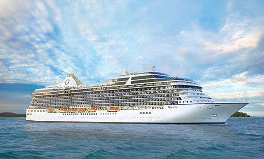 Discover The World Your Way with Oceania Cruises