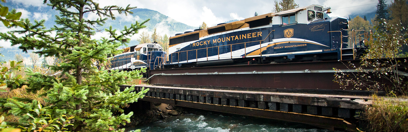 Rocky Mountaineer (Moving) Packages 2