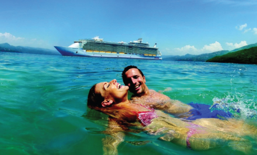 Save 30% with Royal Caribbean