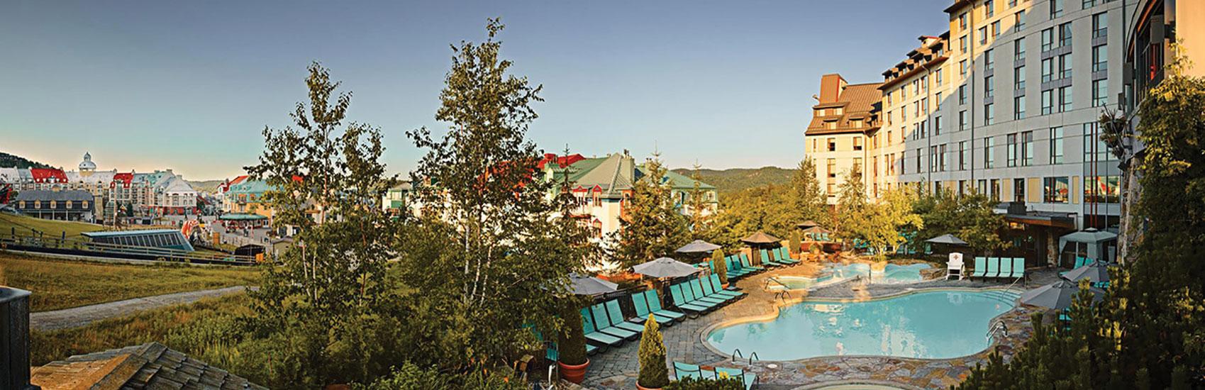 Escapade automnale en voiture avec Fairmont Hotels & Resorts 3