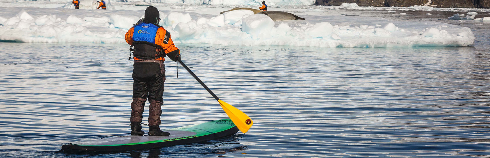 Escape to Antarctica and Save with Quark Expeditions