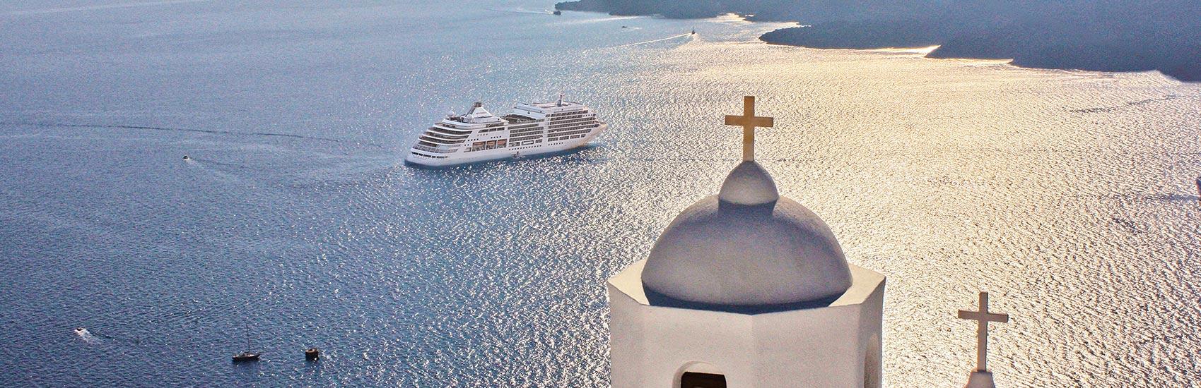 Treasures of the Mediterranean with Silversea
