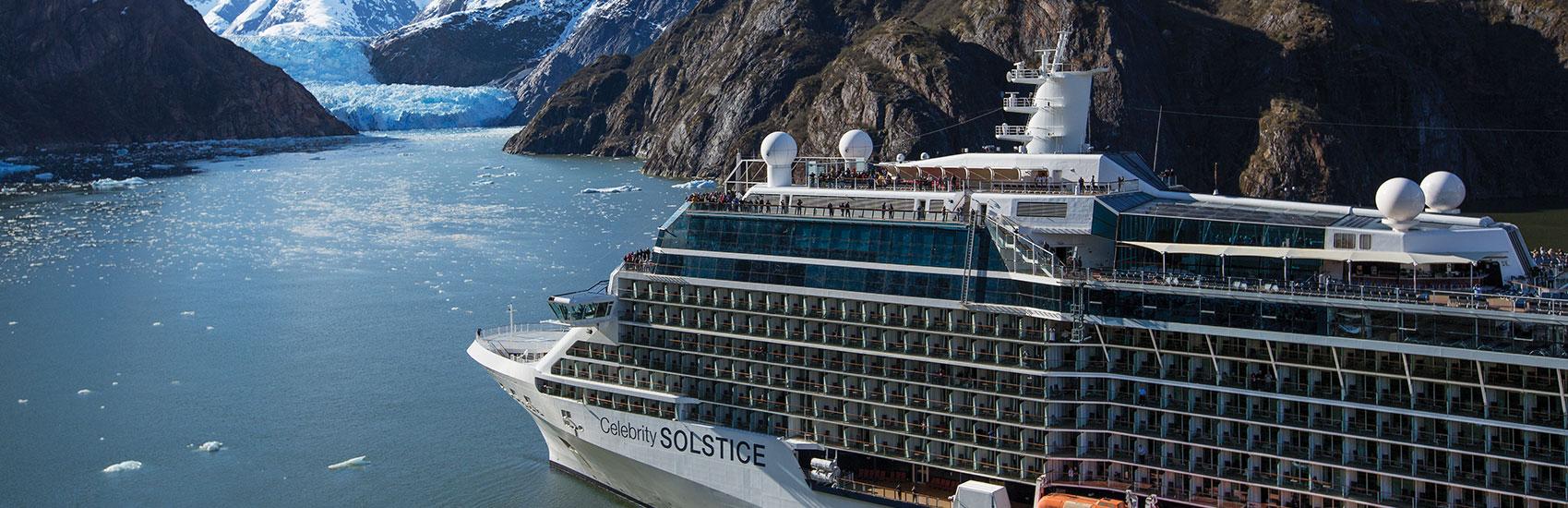 Back to Alaska with Celebrity Cruises