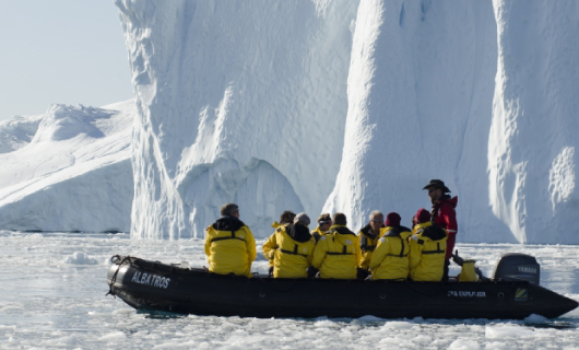 Greenland Explorer with Quark Expeditions