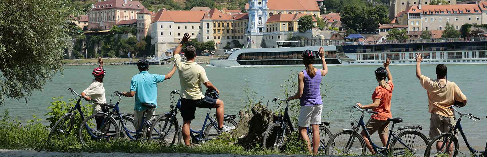 Bike and Hike Along Europe's Rivers 2