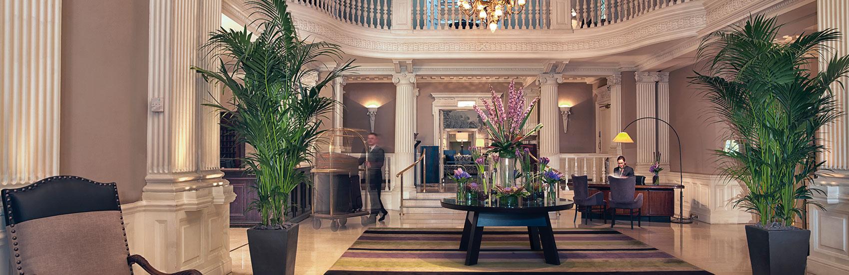 The Balmoral - a Rocco Forte hotel 1