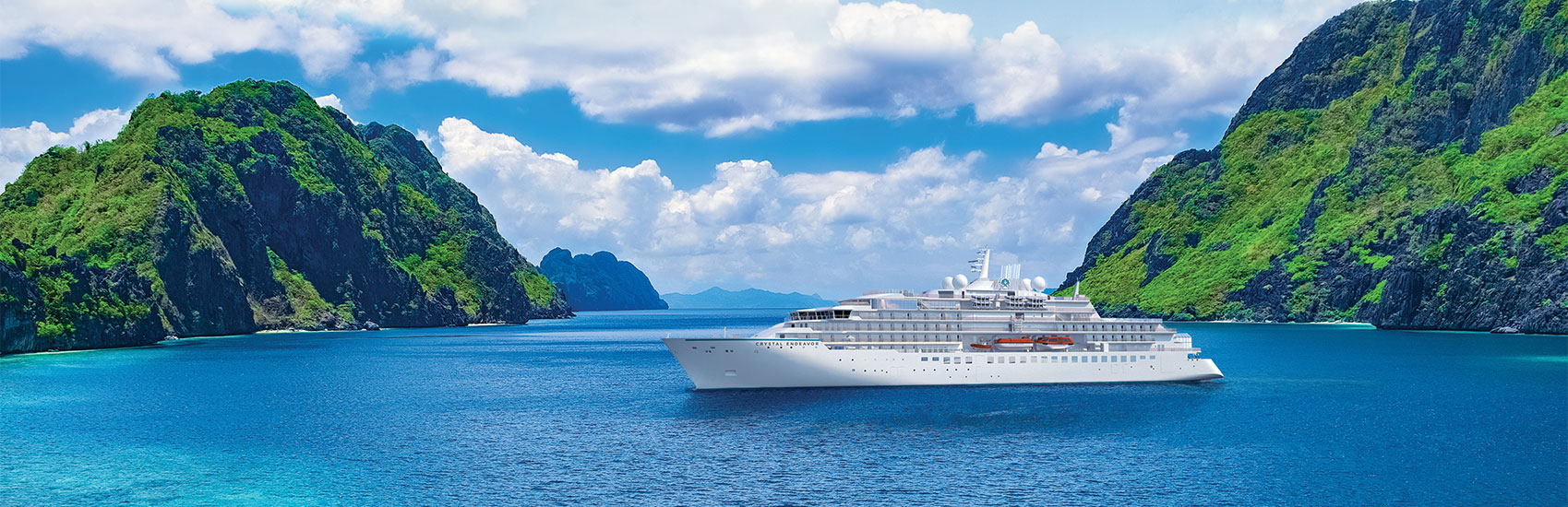 2-for-1 Fares with Crystal Cruises 0