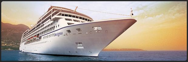 Oceania 2017 World Cruise