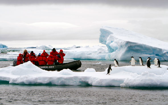Antarctica Luxury Cruise Expedition