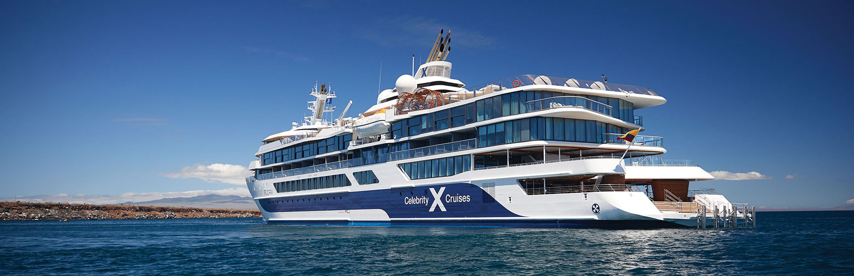 Explore the Galapagos on an All Suite Luxury Mega Yacht 0
