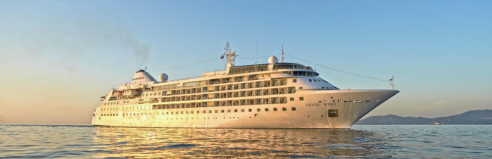 Free Airfare with Silversea Cruises 4