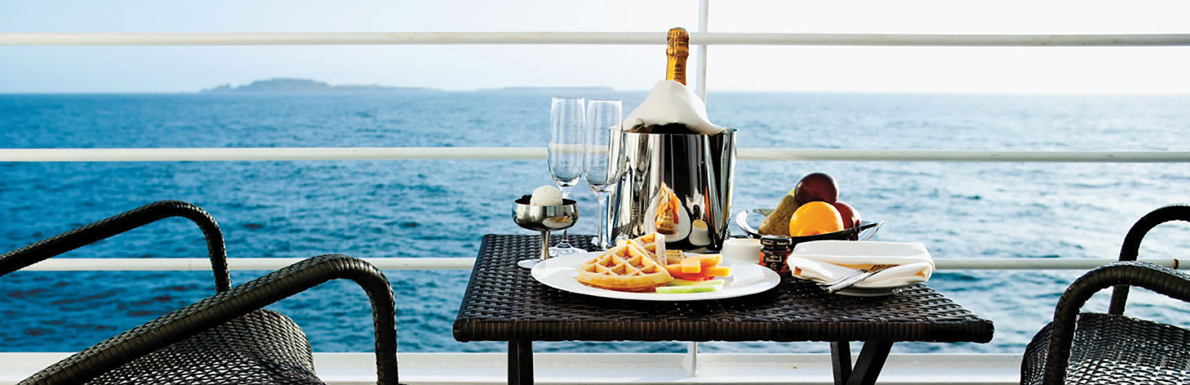 Experience the Luxury of Silversea's Boutique Ships 1