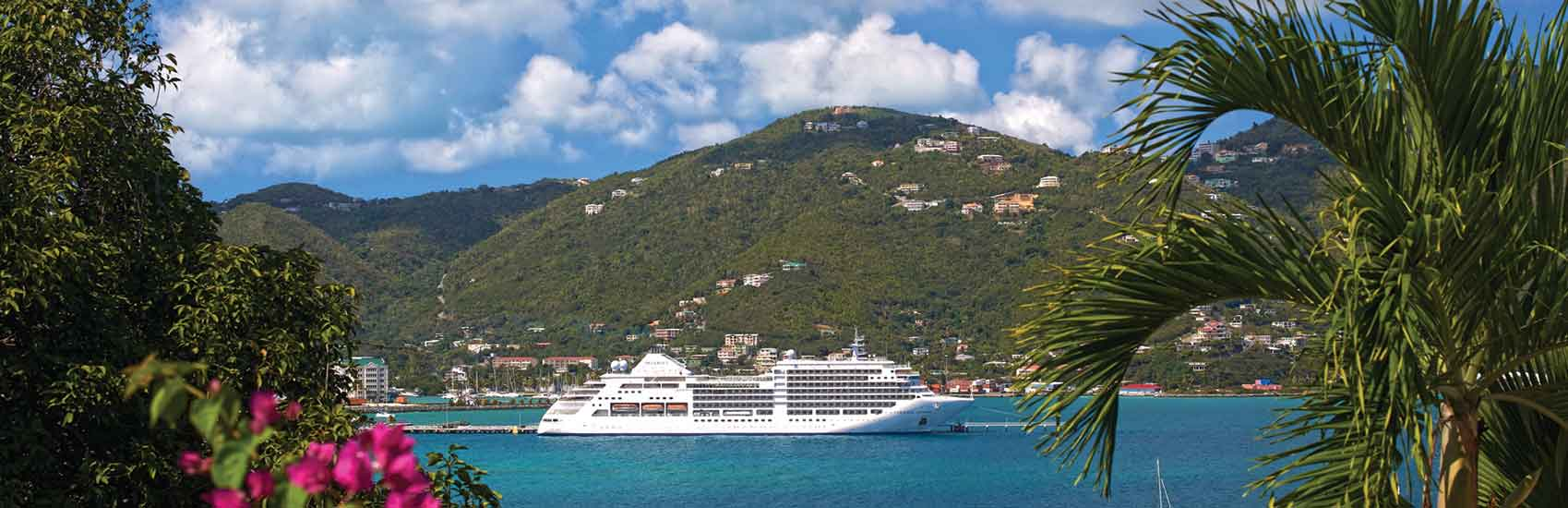 Silversea Caribbean Air Offer