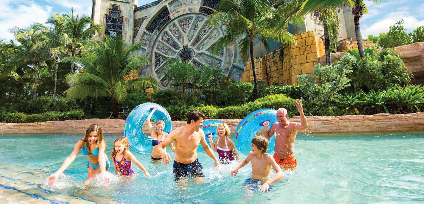 Save on Atlantis in the Bahamas with WestJet Vacations 1